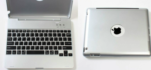 finest selection b8991 50d91 NoteBookCase Transforms Your iPad Into a MacBook Air   The iPad Guide