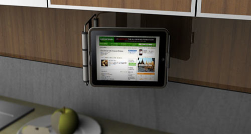 Apple iPad Wall Mount