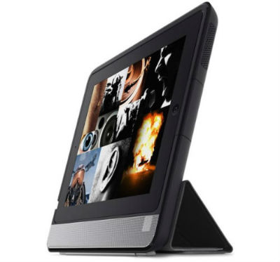 Belkin Thunderstorm Handheld Home Theater for iPad 4