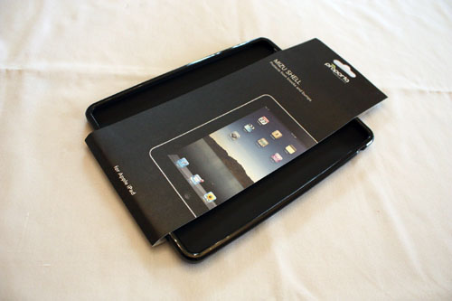 Apple iPad Accessories Proporta Mizu Shell Review 1