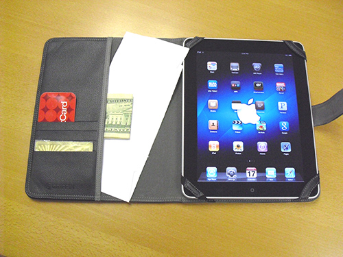 Griffin Elan Passport for iPad Review 5