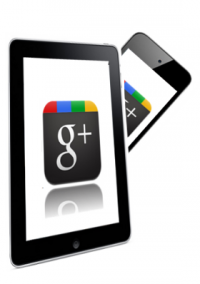 Google Plus iPad