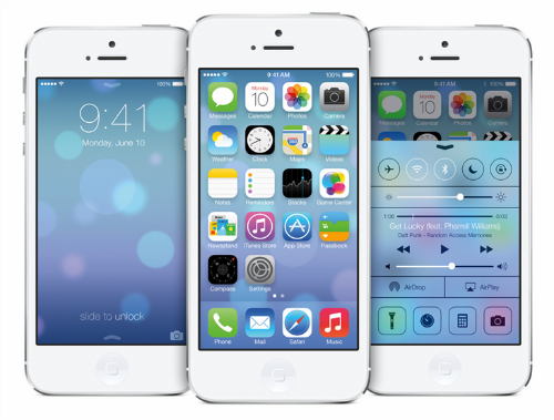 Apple Announces iOS 7 for Mobile Devices