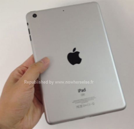 iPad mini made in Brazil