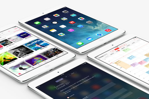 refurbished discount iPad mini Retina