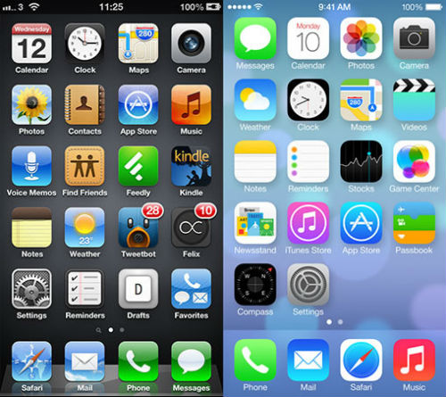 iOS 7 Jailbreak Tweak