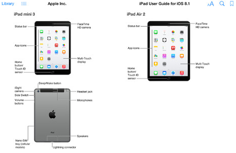 iPad Air 2 User Guide