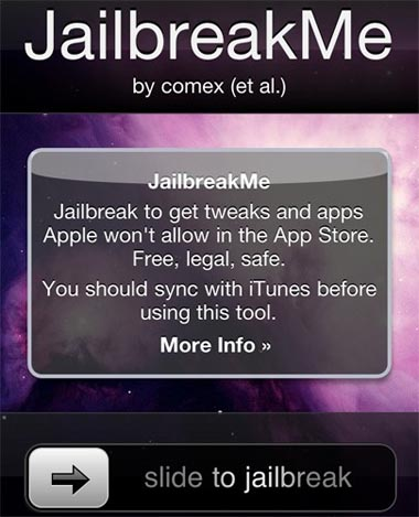 Apple iPad Jailbreak