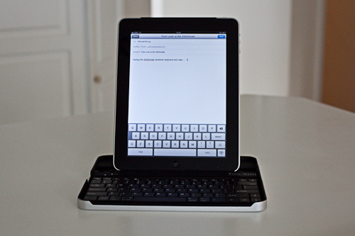 zaggmate case and bluetooth keyboard