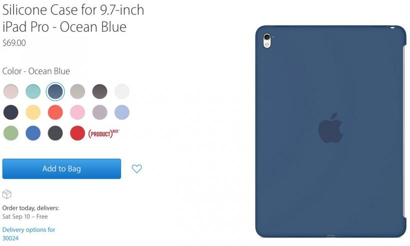 iPad Silicon cases and Smart Covers