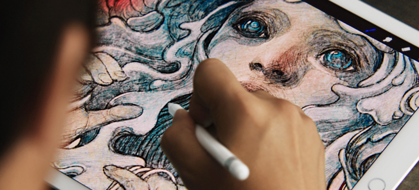Apple Pencil iOS 9.3