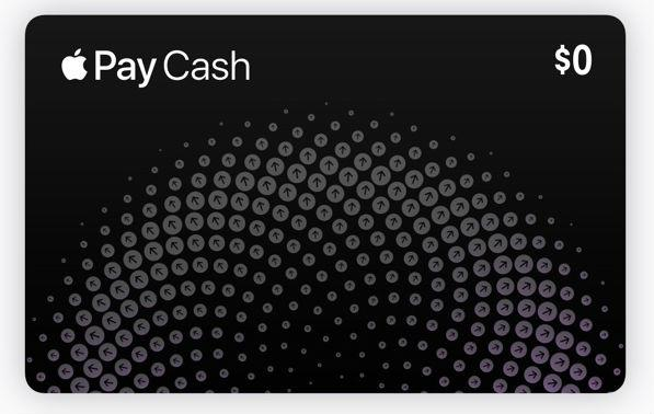 Apple Pay Cash Wallet