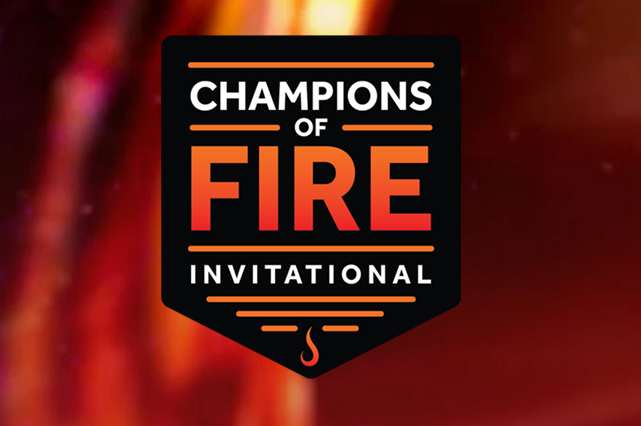 Amazon's Champions of Fire
