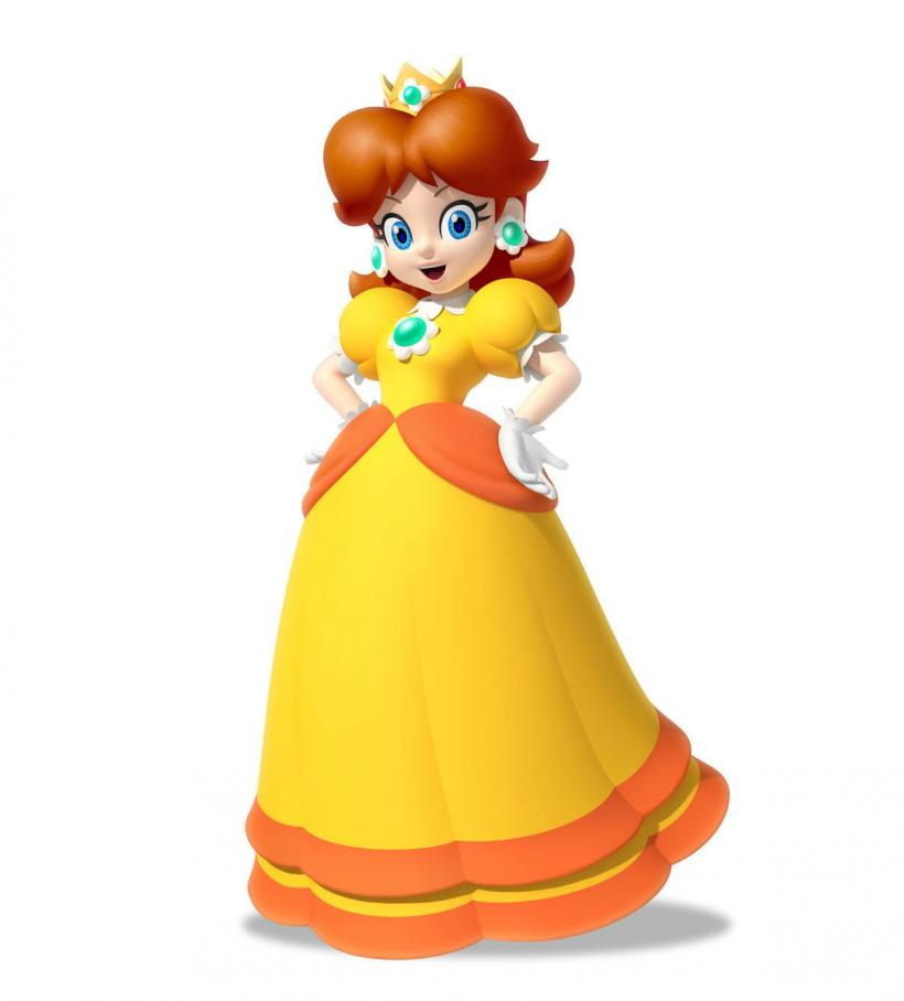 Daisy Super Mario Run