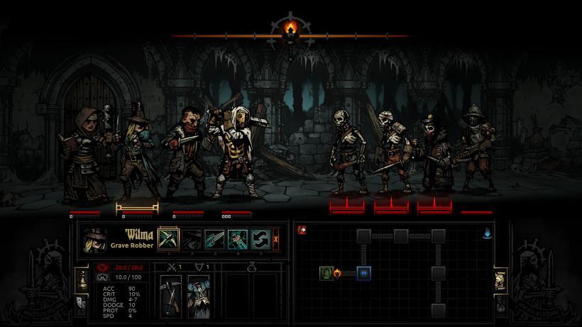 Darkest Dungeon: Tablet Edition