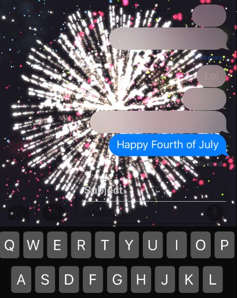 Fireworks iPad