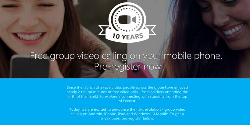 Free Mobile Skype Calling