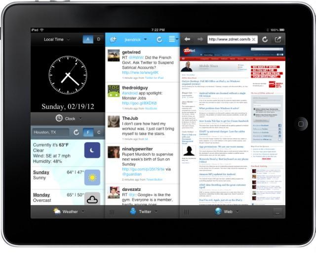 Panes iPad Multitasking