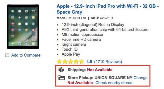 iPad Pro Best Buy