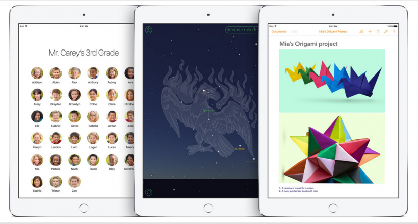 iPad Multiple User Profiles