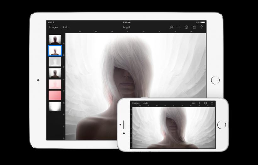 Pixelmator iOS 9