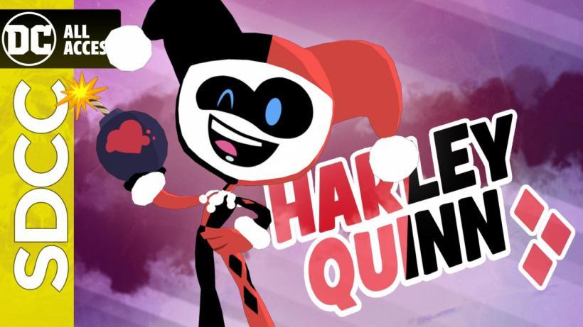 Harley Quinn Teeny Titans