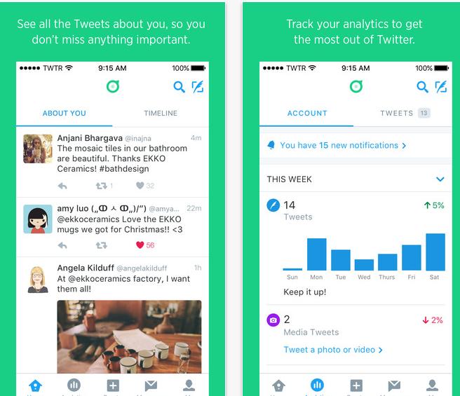 Twitter Dashboard
