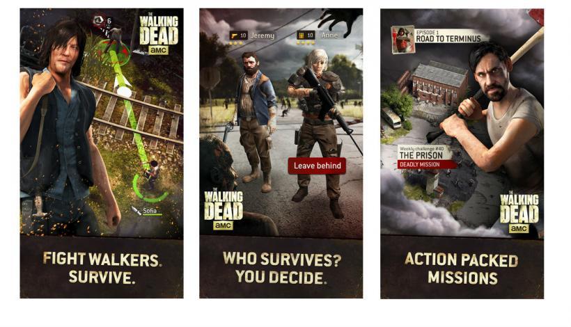 The Walking Dead: No Man's Land